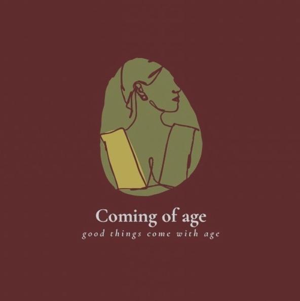coming of age carine vaessen